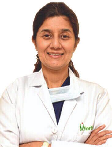 Dr. Aparna Jaswal