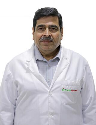 Dr. Harshavardhan