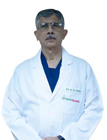 Dr. K S Iyer