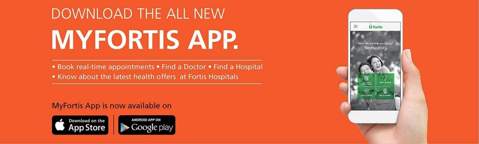 Fortis Escorts App