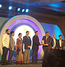 Dr.  Fortis Escorts Heart Institute, Okhla won the Best Specialty Centre for Cardiology
