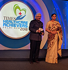 Dr.  Dr. Ashok Seth – Lifetime Achievement Award for Cardiology Specialty