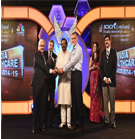 Dr. FEHI, New Delhi, named Best Single Speciality Hospital in Cardiology for the third time at the ICICI Lombard-CNBC TV18 India Healthcare Awards