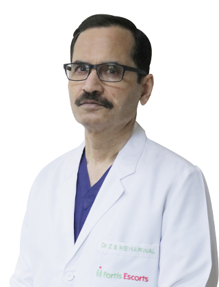 Dr. Z  S Meharwal