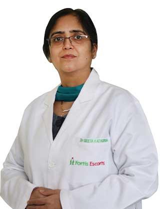 Dr. Geeta  Kathuria