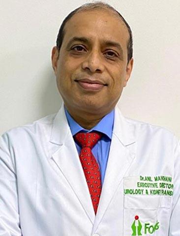 Dr. (Prof) Anil Mandhani