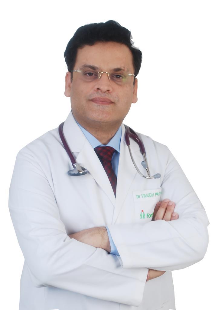 Dr. Vivudh Pratap  Singh