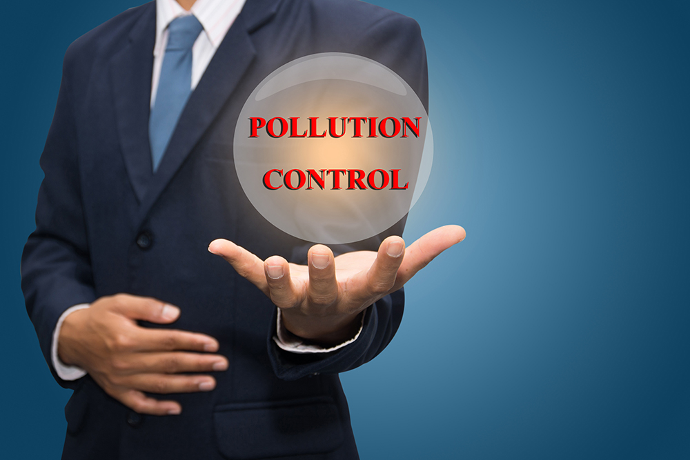Advisory to control pollution