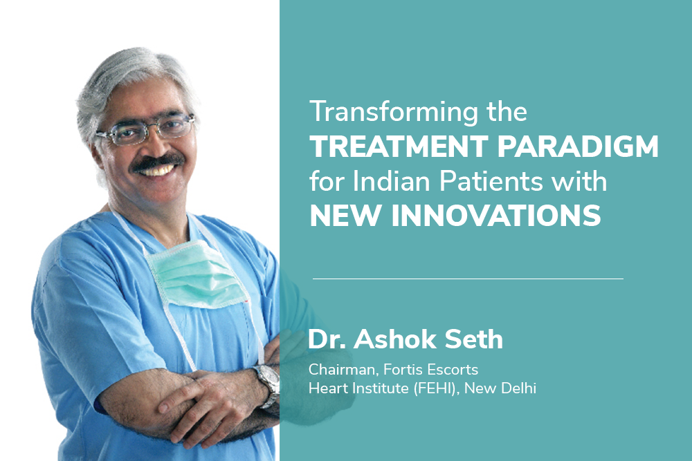 Transforming the Treatment Paradigm for Indian Patients with New Innovations