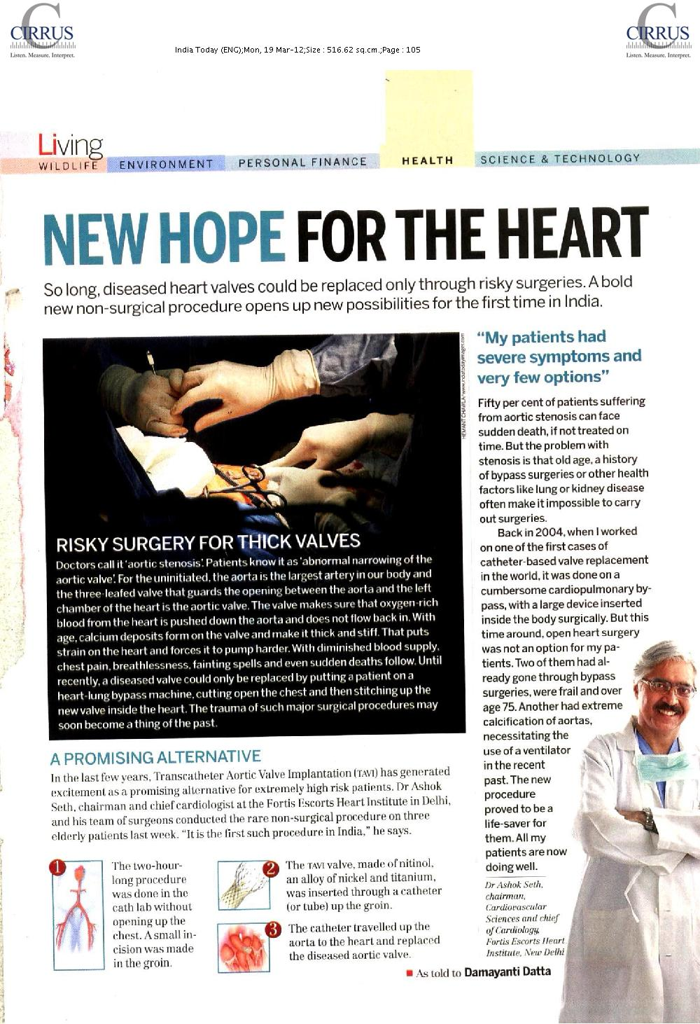 New Hope For The Heart