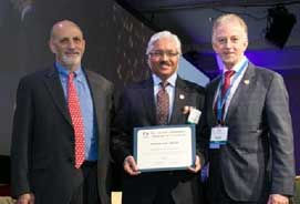 Dr. Ashok Seth receives MASTER INTERVENTIONALIST Award by the premier Society of Cardiovascular Angiography and Intervention (USA)